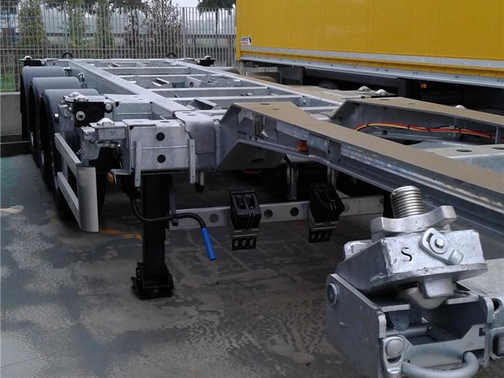 Vendita rimorchi usati | Portacontainer
